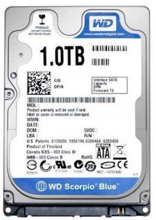 """Picture for category 2.5"""" Hard Disks"""