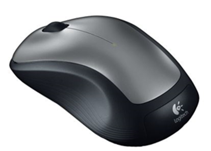Picture of Logitech M310T USB Wireless Full Size Mouse - Silver