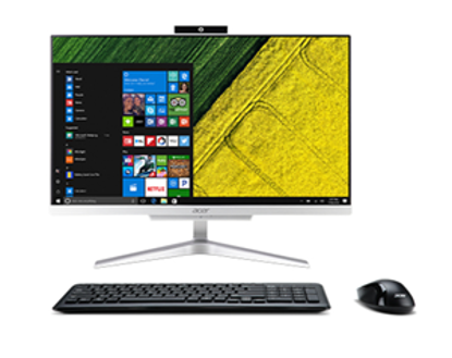 "Picture of Acer Aspire C24-320 23.8"" FHD A6-9220e 8GB 2TB AIO W10Home - AIO"