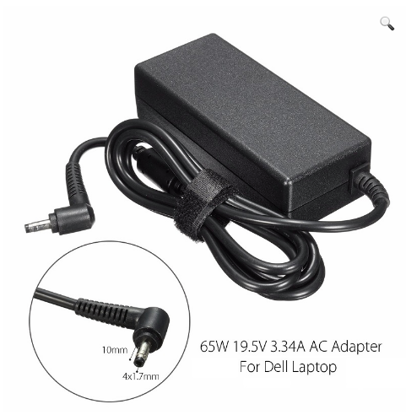 Picture of ORIGINAL DELL 3.34A 19.5V ADAPTER (4.0*1.7MM)