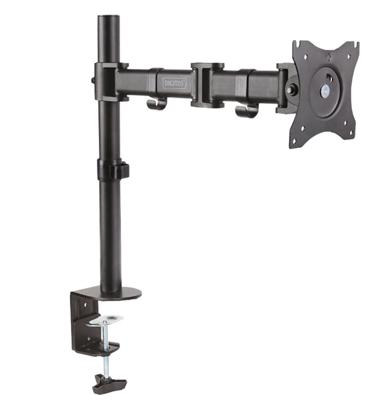 """Picture of Digitus 15-27"""" Single LCD Monitor Stand with Clamp Base"""