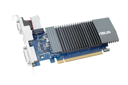 Picture of ASUS GT710-SL-1GD5 GT710 1GB DDR5 PCIE Graphics Card